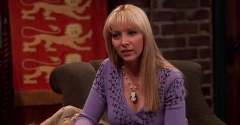Phoebe Has The Most Hilarious Name For Her Lady Parts In This Deleted Friends Scene