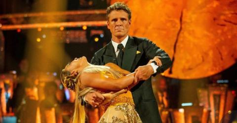 James Cracknell Fears That Strictly Come Dancing Will Induce An Epileptic Fit