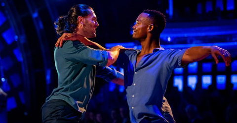 Strictly Come Dancing Is Under Fire After The First Same-Sex Couple's Routine Is Deemed 'Offensive'