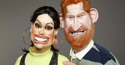 Spitting Image Is Officially Coming Back - And No Celeb Is Safe
