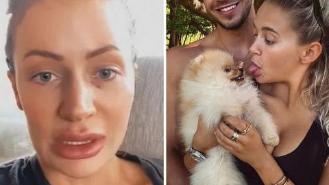 Olivia Attwood Slams Puppy Breeders Who Offered Her Free Dogs