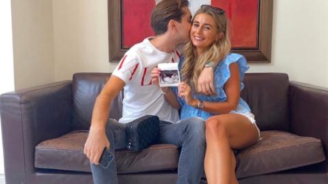 Dani Dyer Has Announced Pregnancy in Adorable Instagram Post