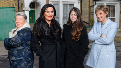 BBC One has confirmed that EastEnders will be back next month!