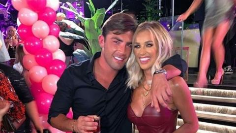 Jack Fincham and Laura Anderson 'lock lips' as relationship turns romantic
