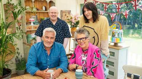 You can now apply to be on the next season of Great British Bake Off
