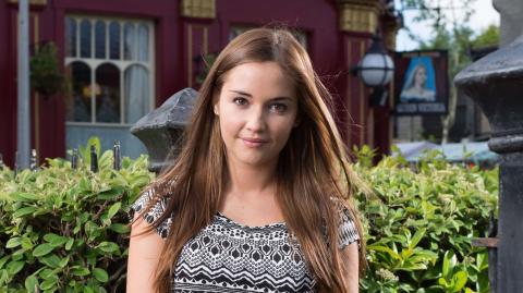 Jacqueline Jossa reveals when she'll return to EastEnders