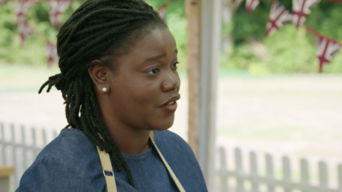 GBBO fans are distraught as Hermine gets 'robbed' of her spot in the finals