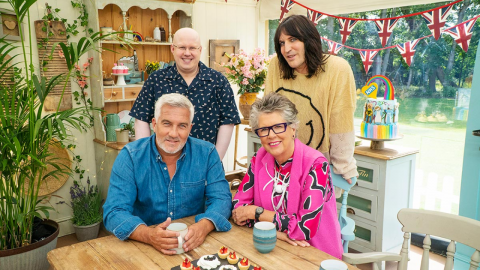 GBBO launches special subscription box full of delicious recipes