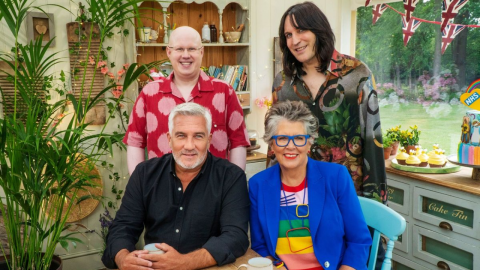 The Great British Bake Off has broken yet another Channel 4 record