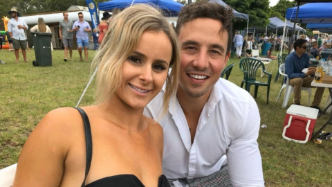 This Love Island winner is set to become a father in 2021