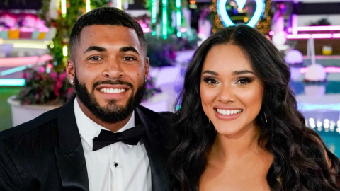 Love Island runners up confirm they have split