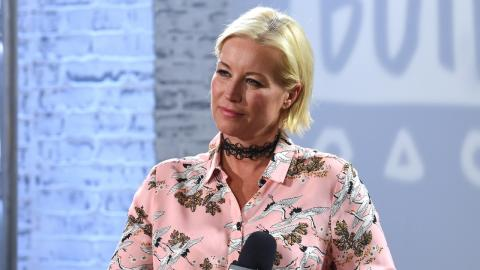 Denise Van Outen reveals there was 'a lot of tension' on set of EastEnders