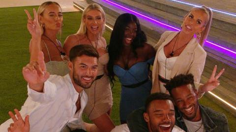 This is the couple expected to win Love Island by a mile