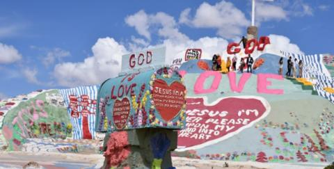 Slab City Is The Last Free City In The United States