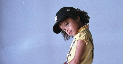 Meet Zaza, The 4-Year-Old Rapper Who Is Blowing Up The Web!