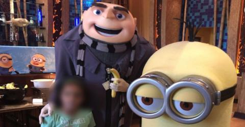 Notice Anything Strange? This Actor Was Fired By Universal Studios Over This 'Obscene' Photo