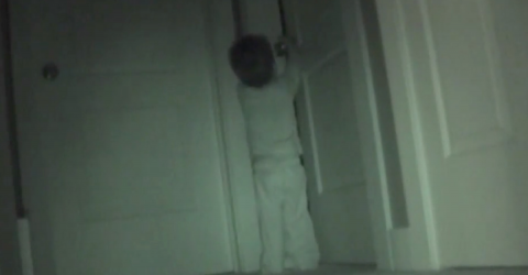 They Set Up A Camera To See Who Was Stealing Their Daughter's Toys But They Weren't Expecting This
