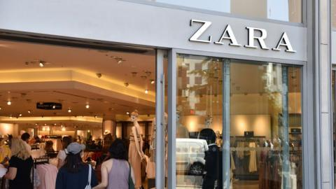 This Summer Dress From Zara Costs Less Than £30 and Is Perfect for All Body Types!