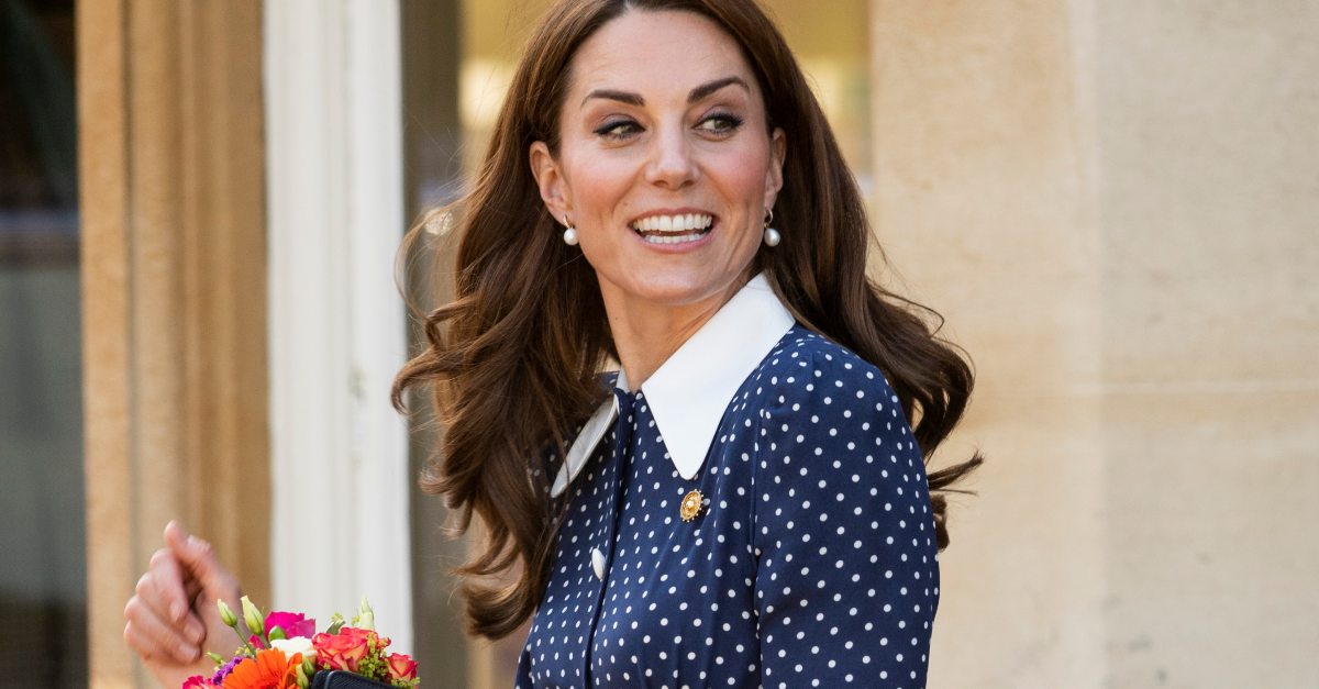This Is Why Duchess Kate Middleton Is Often Holding A Clutch In Her Hand