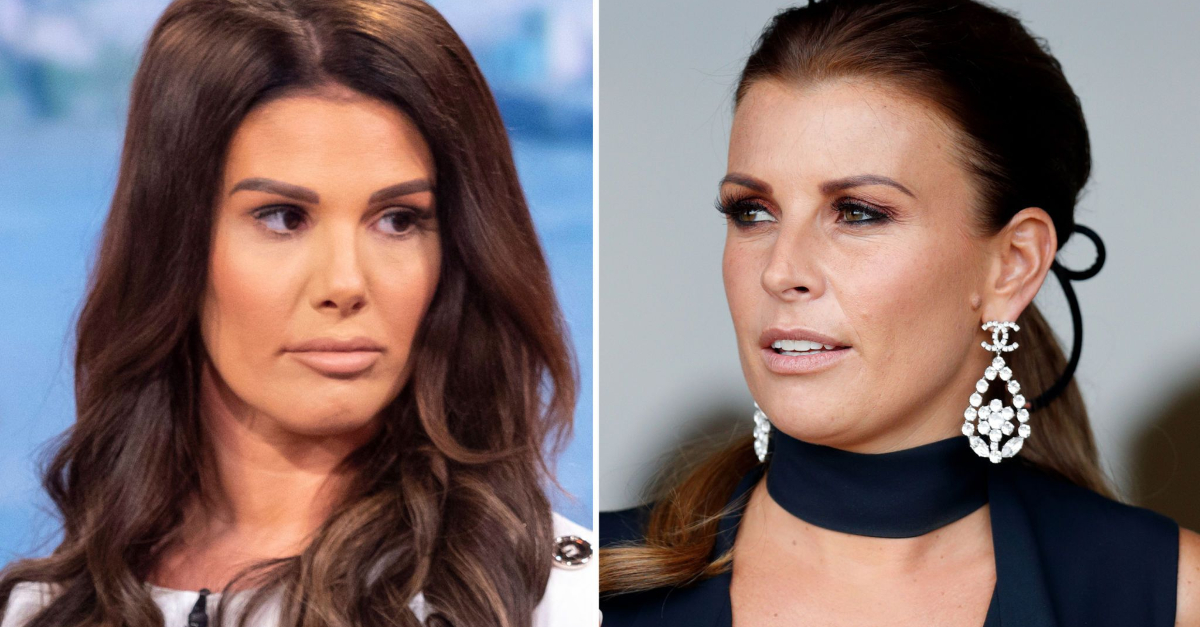 This Is All The Latest On The Coleen Rooney/Rebekah Vardy Drama