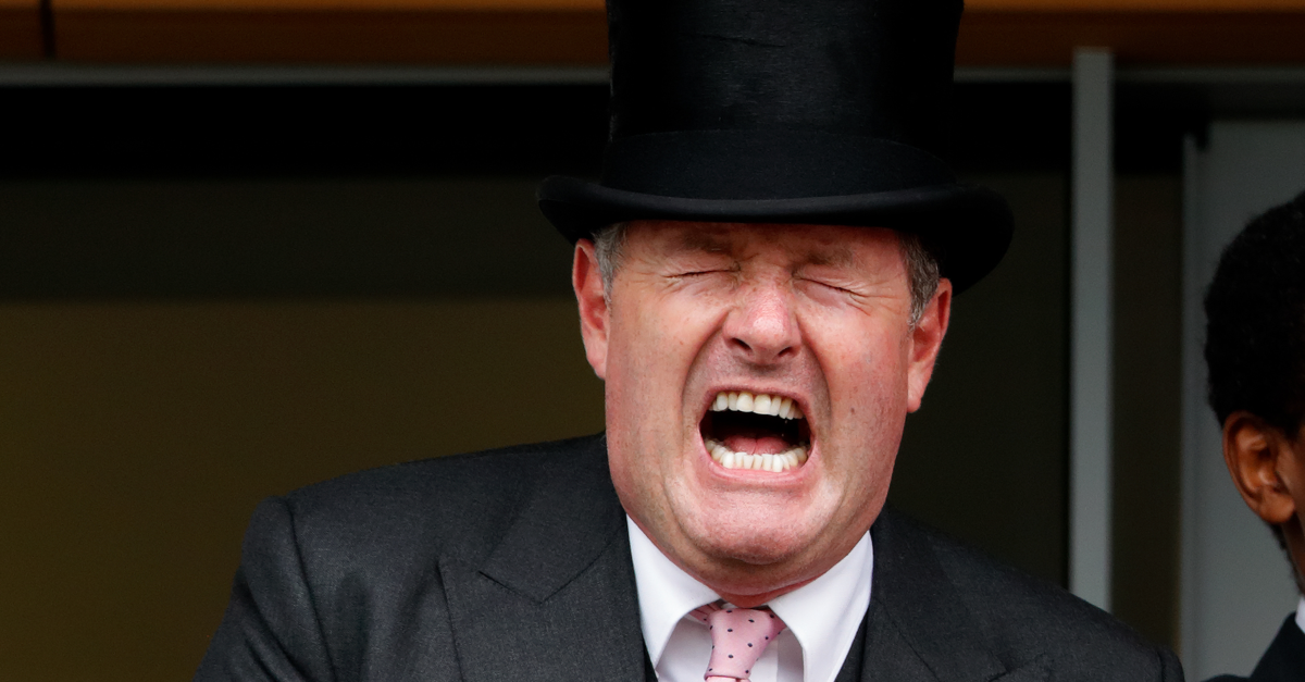 Could This Be The End Of Piers Morgan?